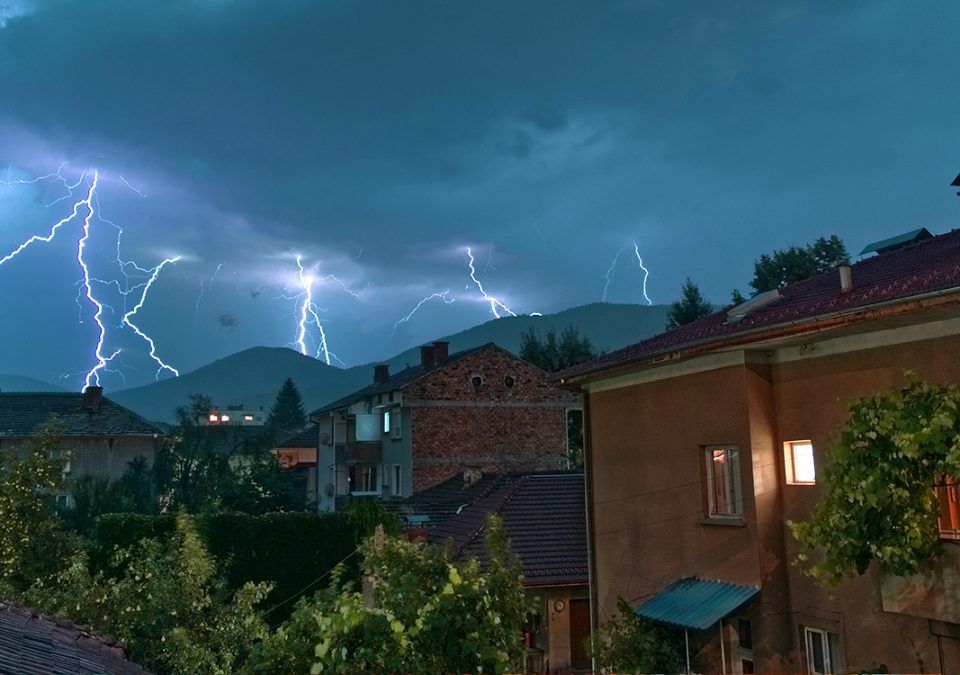 Leveraging climate data to predict weather related loss